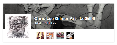 Chris Lee Gilmer Art