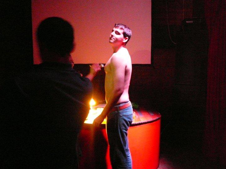 The Parish Austin : Body Paint