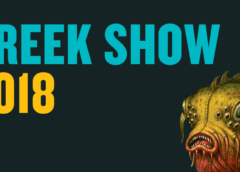 CREEK SHOW 2018, Nov 9 6pm to Nov 17 10pm