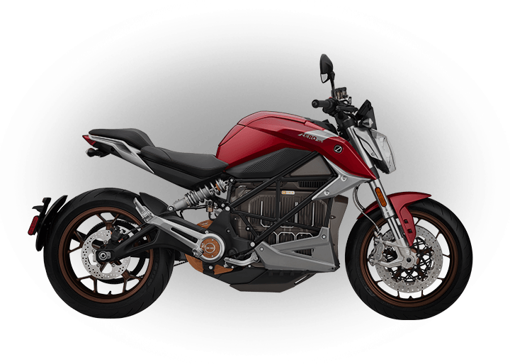 2019 new Zero Motorcycles SR/F