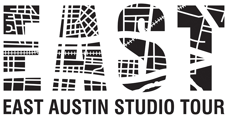 East Austin Studio Tour in the Apple Store and Google Play to begin mapping out your tour.