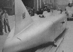 George Eyston's Thunderbolt – Land Speed's Missing Monster